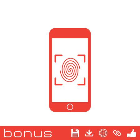 imprint: imprint unlocked phone icon