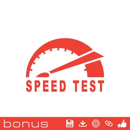tariff: speed test icon