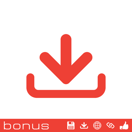 downloads: Download icon