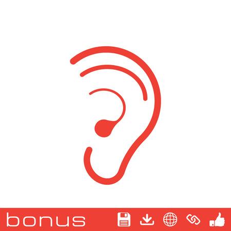 amplify: hearing ear icon