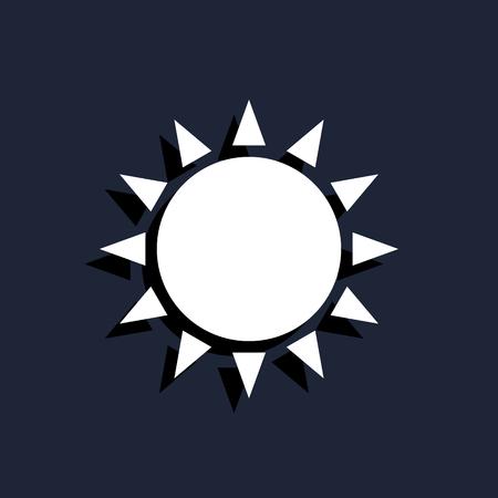 meteo: sun meteo icon