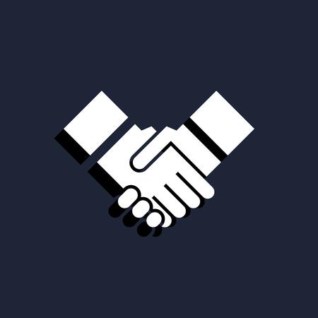 handshake icon: handshake icon