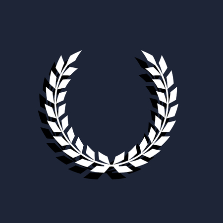 foliate: foliate wreath icon