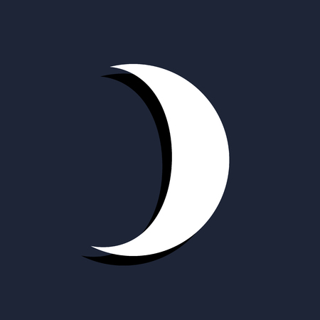 meteo: moon meteo icon
