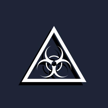 bio hazard: bio hazard symbol