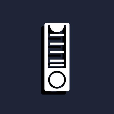 case binder: binder icon