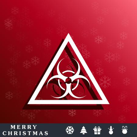 hazard symbol: bio hazard symbol