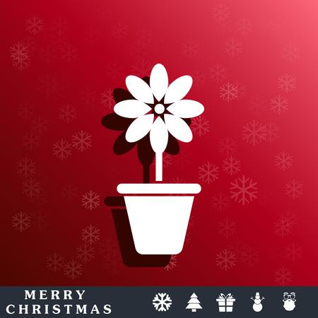 flowerpot: flowerpot icon