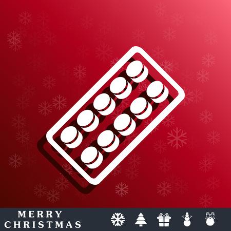 blister: pills blister pack icon