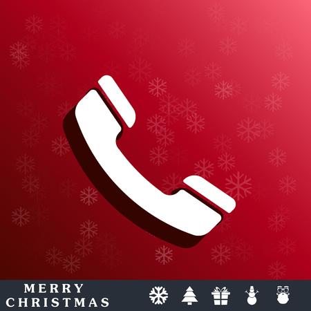tube: telephone tube icon