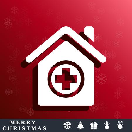 hospital icon: hospital icon