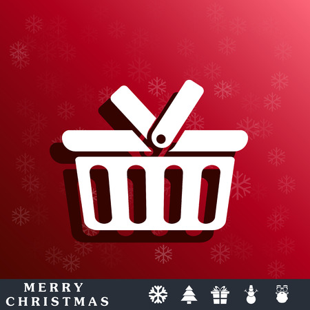 shopping basket: shopping basket icon