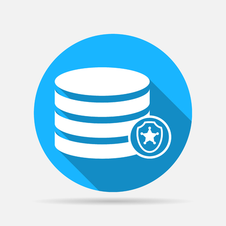 storage compartment: ptotection database icon