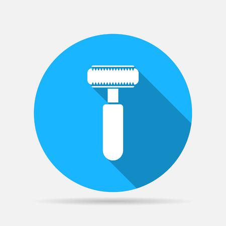 shaving: Shaving razor icon