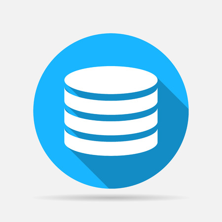 protected database: database icon
