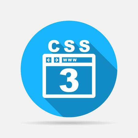 css: CSS 3 icon