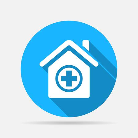 emt: hospital icon