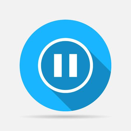 multimedia: pause Multimedia icon
