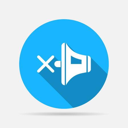 mute: Mute speaker icon