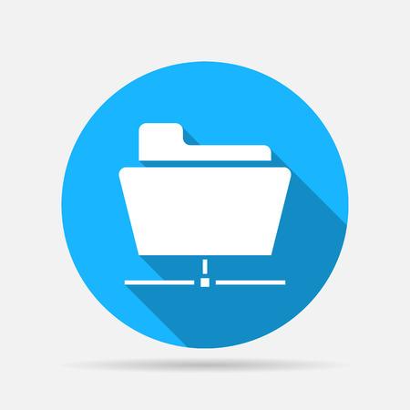 shortcut: Folder Sharing Icon