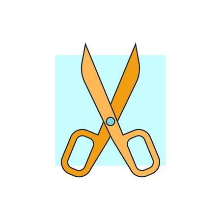 tijeras: icono tijeras  Vectores