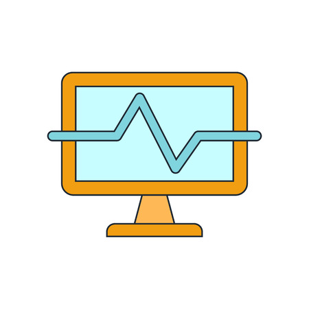 troubleshooting: computer diagnostics icon