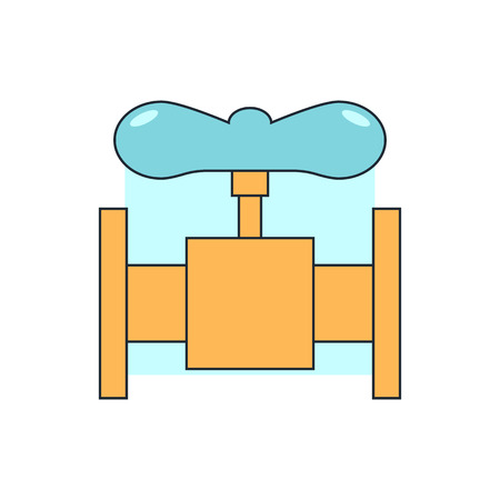 sanitary engineering: spigot icon