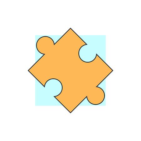 puzzle piece: puzzle icon