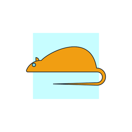 mouse animal: mouse icon