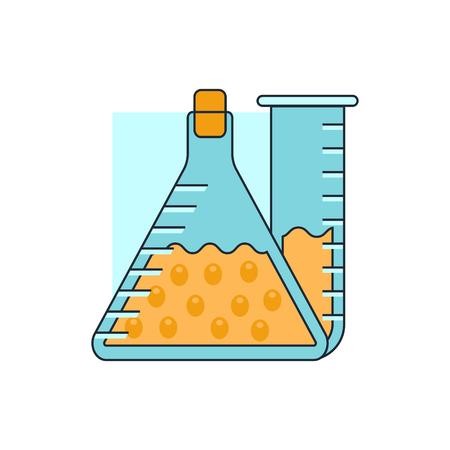 laboratory glass: laboratory icon
