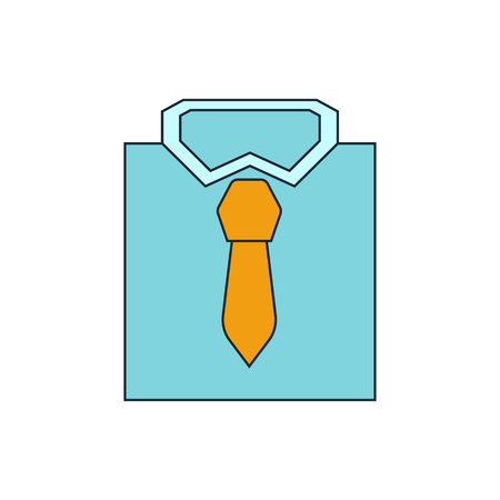 menswear: shirt icon