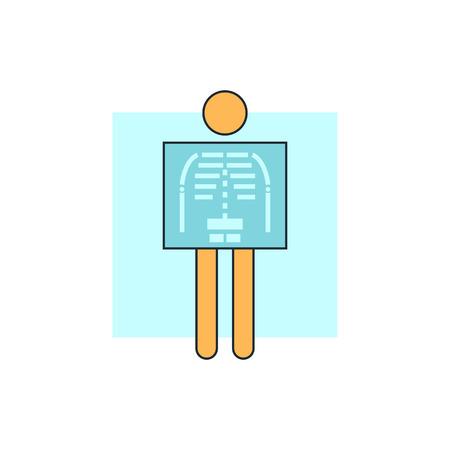 case history: x-ray icon
