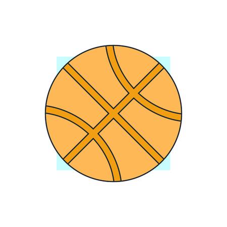 bal: Basketball icon
