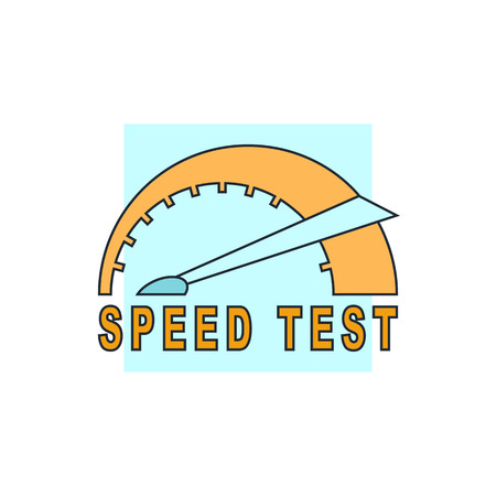 speed test: speed test icon