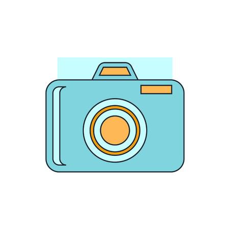 tech no: photo camera icon