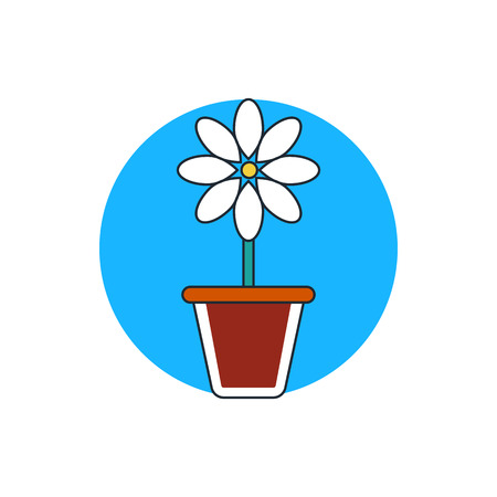 cultivating: flowerpot icon