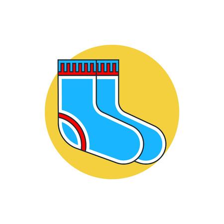 hosiery: socks icon