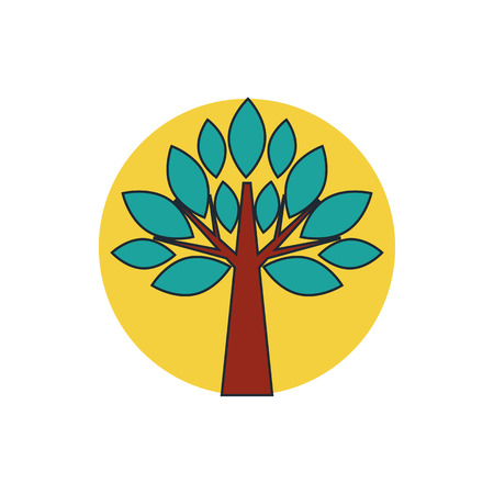 forestation: tree icon