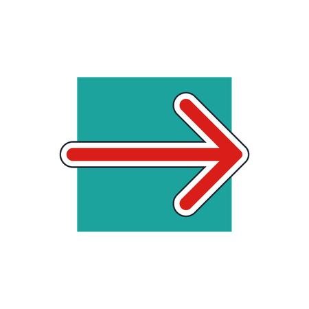 designator: Arrow icon
