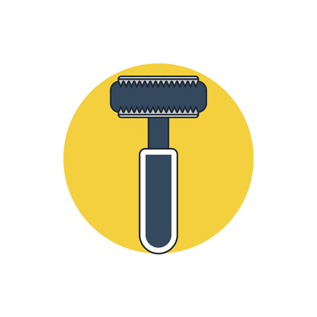 razor: Shaving razor icon