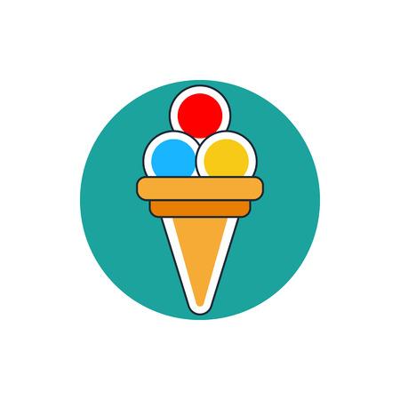 Icono de Ice Cream