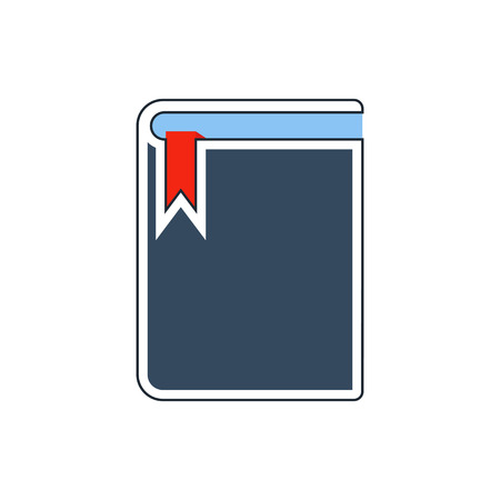 audiobook: book icon Illustration