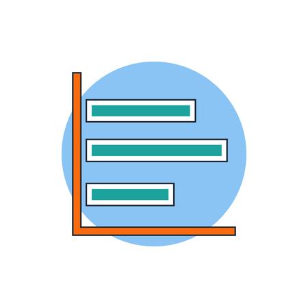 demografia: icono de diagrama