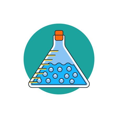 tube: test tube icon