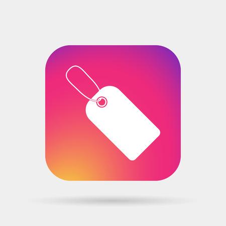 tag: tag icon
