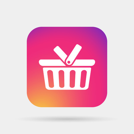 shopping bascket icon