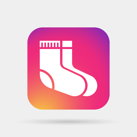 hosiery: socks icon