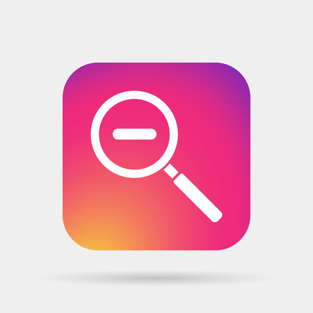 zoom icon: magnifying glass zoom icon