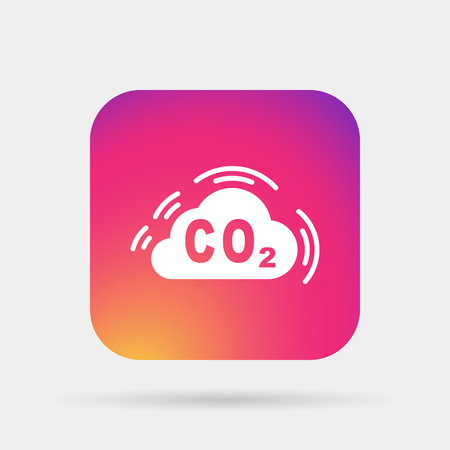 toxic emissions: CO2 icon