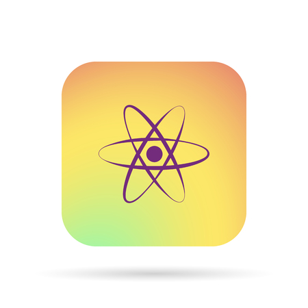 atom icon Illustration